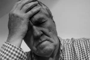 L'arthrose peut avoir des conséquences psychologiques sévères. Photo Pixabay